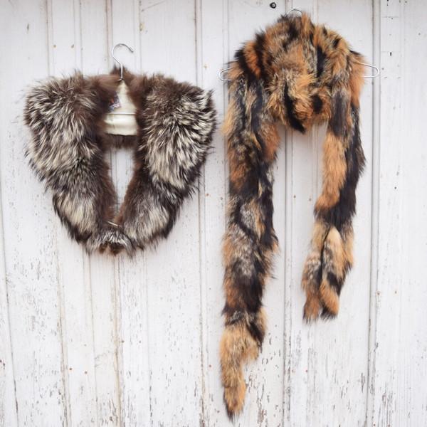 Fox Fur Boa