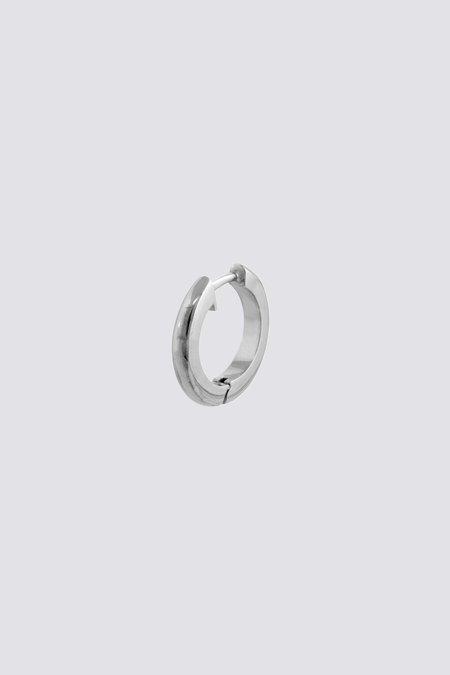 UNISEX Varon Aro Hoop - Sterling Silver