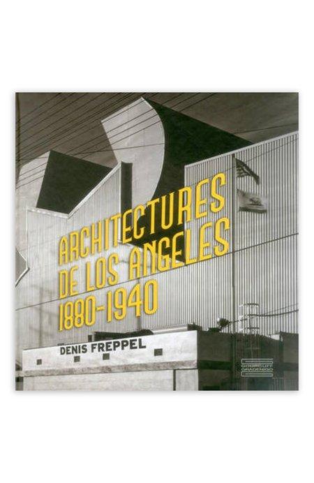 Acc Art Books Architecture De Los Angeles 1880-1940