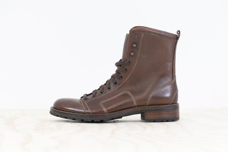 Wolverine Burton Brown boot