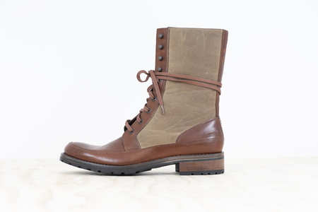 Wolverine 1000 Mile Tan Russell Field Boot
