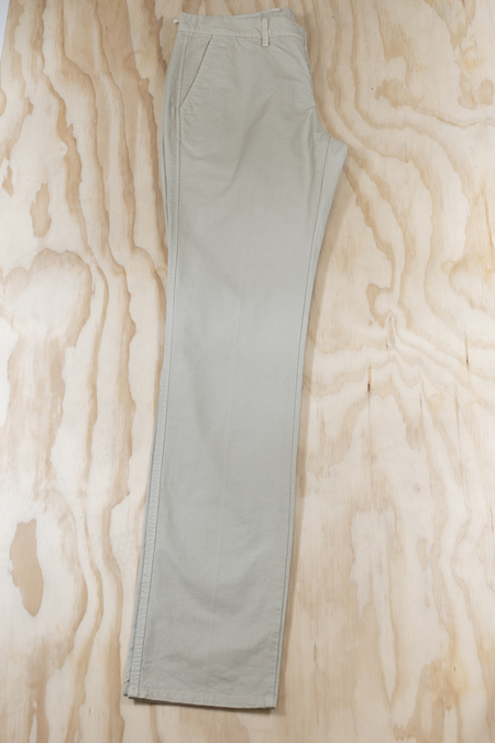 Aspesi Long Super Slim Trousers - Beige