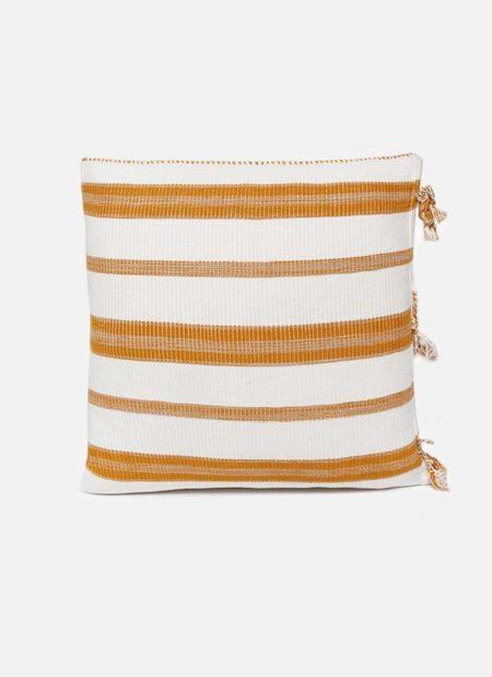 Heather Taylor Home Medium Goldenrod Super Soft Pillow - Marigold