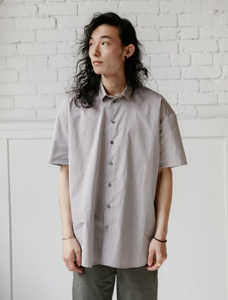 Stephan Schneider Ombre Shirt - BRICK