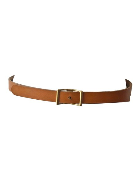 "C.S. Simko 1"" Leather Hip Belt"