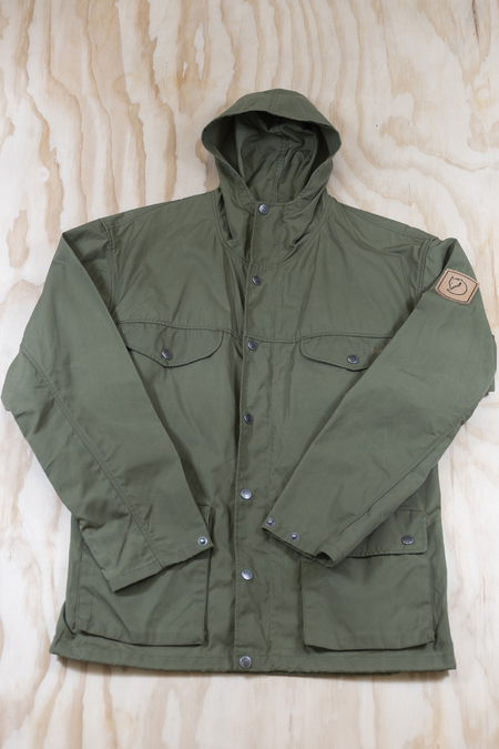 Fjallraven Olive Jacket