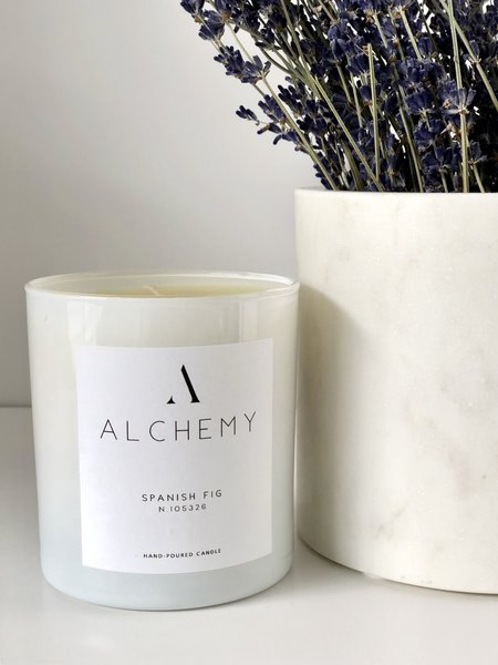 Alchemy Co. Spanish Fig Candle