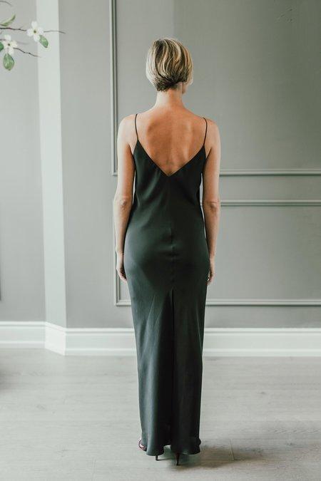 CLEMENTINE'S x MEROTTO Sasha Maxi Slip Dress