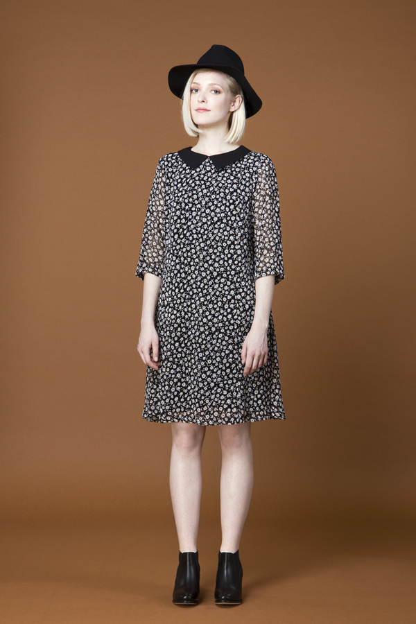 Amanda Moss Daisy Dress