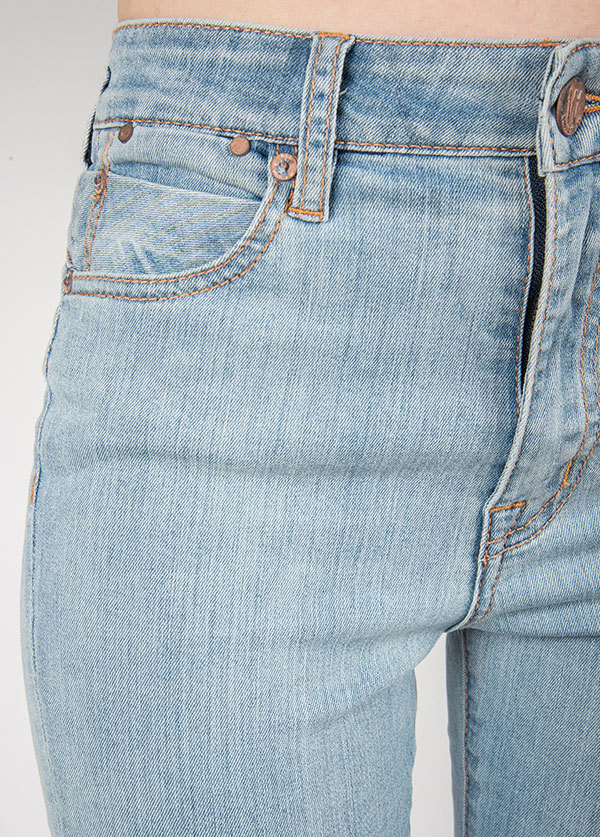Williamsburg Garment Company - Union Ave Hi Waist Super Skinny