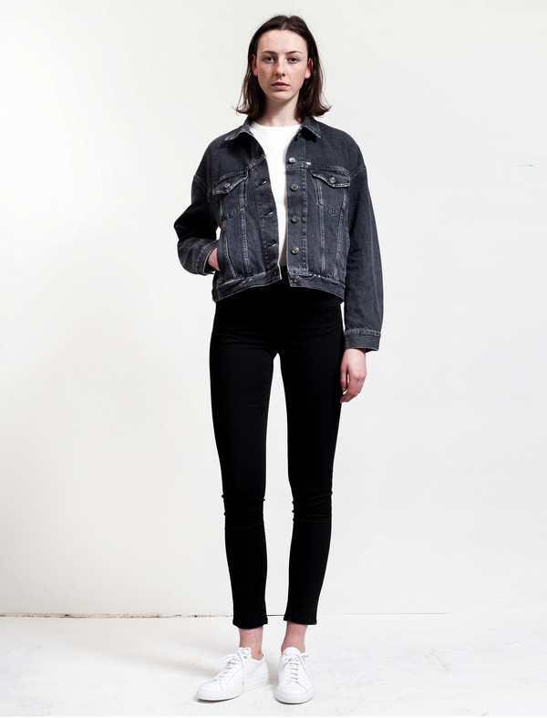 Acne Studios Lab Black Vintage