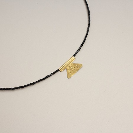 Hotel Baalbek magical Necklace - Triangle