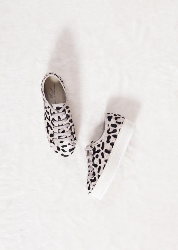 Anniel Tennis Flatform - leopard