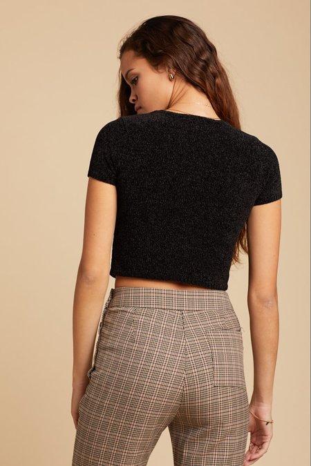Cotton Candy LA Claret Sweater Top