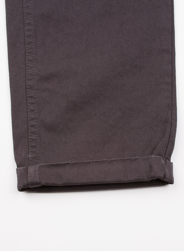Men's Norse Projects Aros Heavy Chino Charcoal