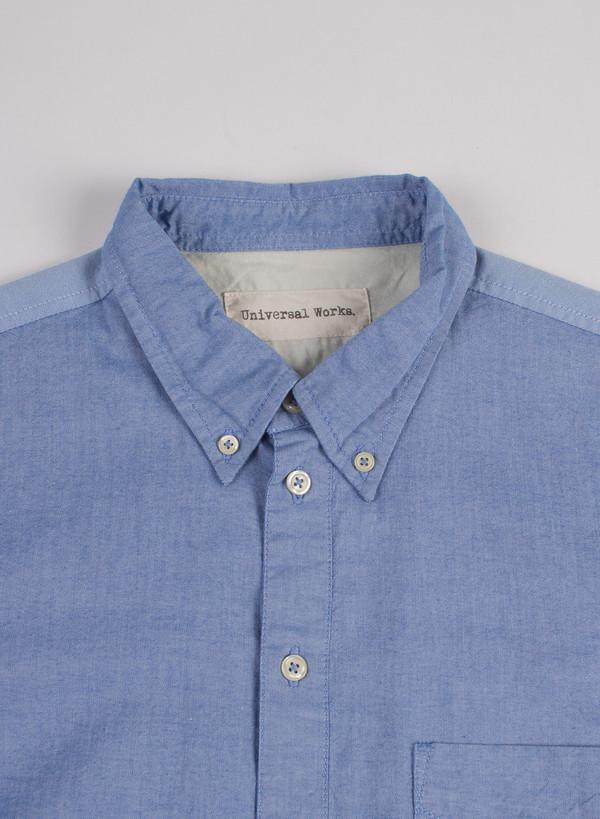 Men's Universal Works Everyday Shirt Blue