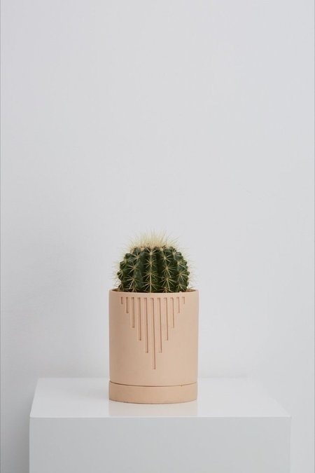 Capra Designs Salt Etch Pot