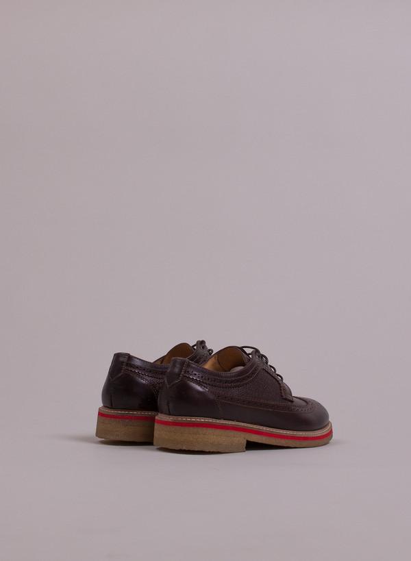 Men's Soulland Rajnai Shoes Brown