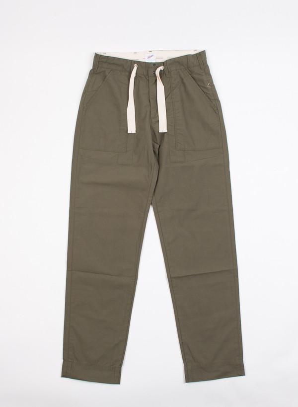 Men's Garbstore Service Pants Revised Ripstop Khaki