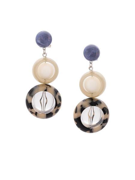 Rachel Comey Earrings - Dalmatian