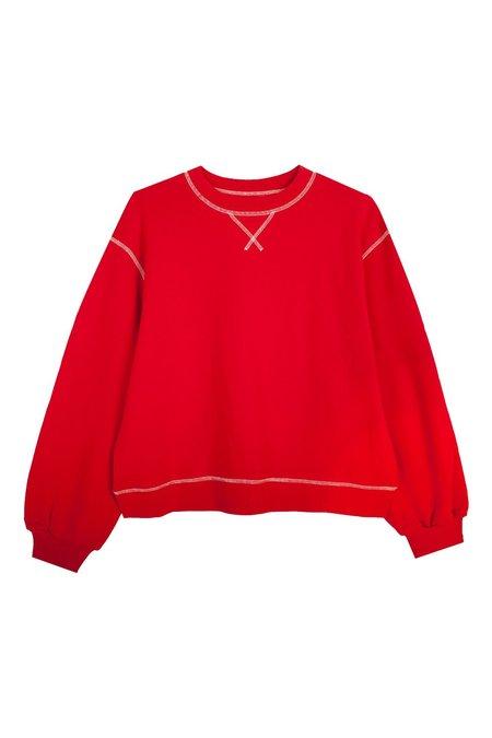 L.F.Markey Thierry Sweatshirt - Red