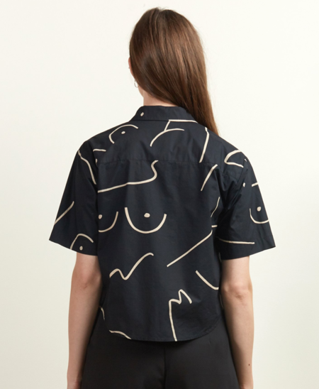Michelle by Comune Crosby Top