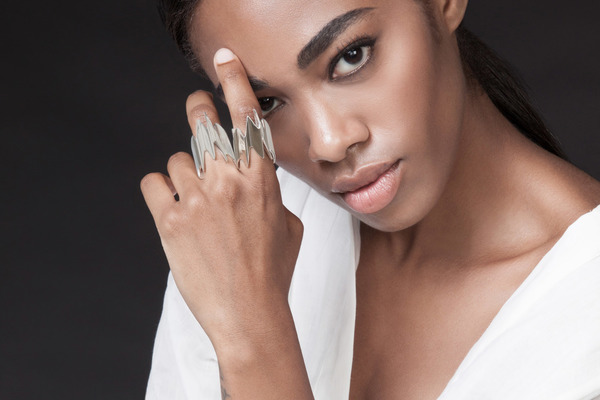 Shahla Karimi Materiality Ring No. 2