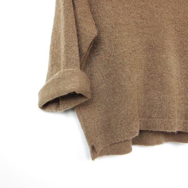 Humanoid Kid Mohair Kiwi sweater - wood