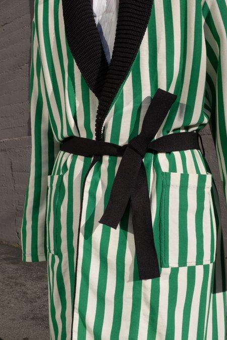 Marni Striped Knit Robe