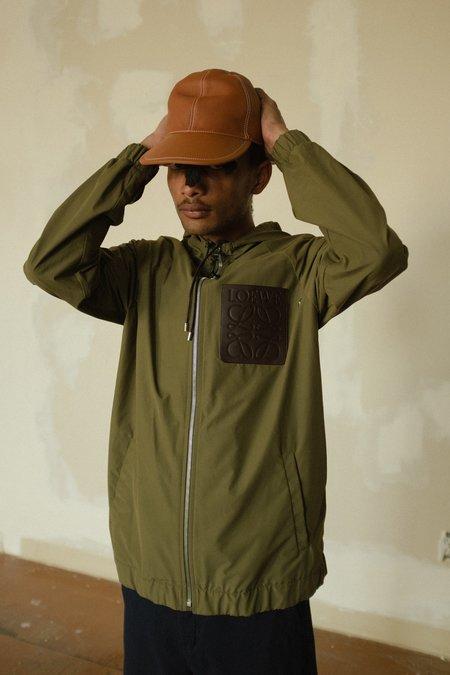 LOEWE Zip Hood Jacket