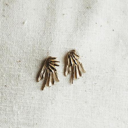 Takara Drift Earrings - Gold