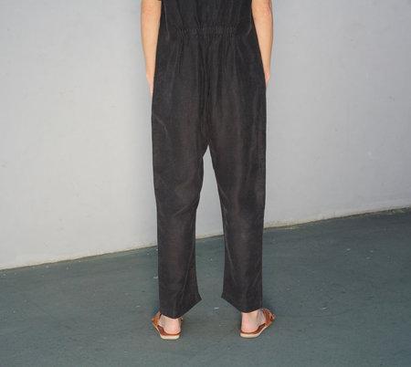 Lindsay Robinson Rio Jumpsuit - Faded Black