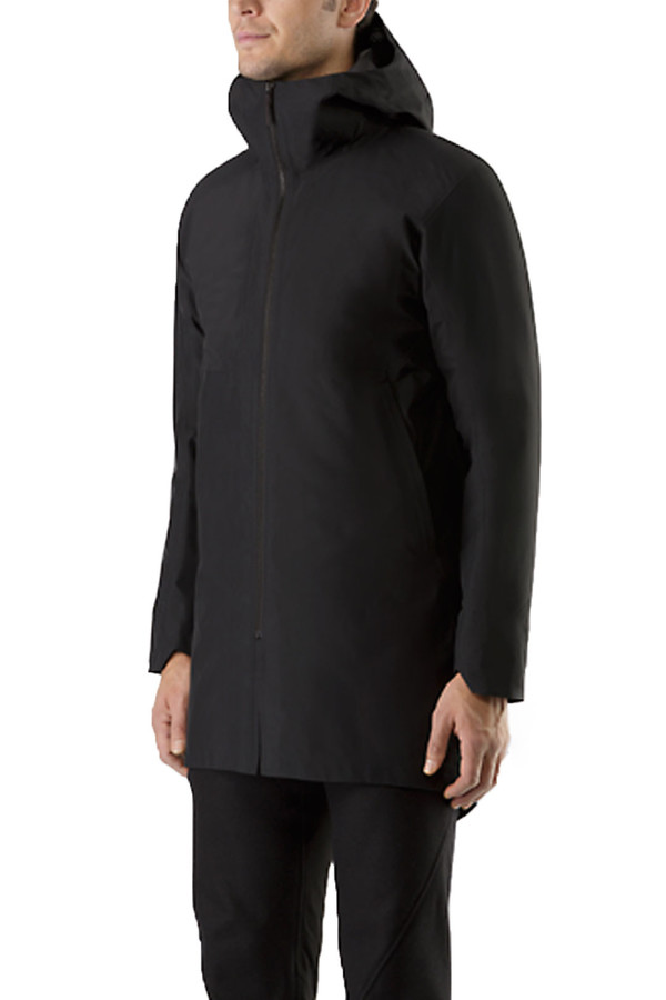 Men's Arcteryx Veilance Monitor Coat I Black