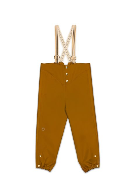 Kids Faire Child Makewear Rain Pants - Acorn
