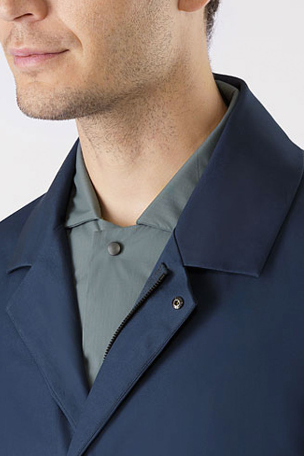 Men's Arcteryx Veilance Partition AR Coat I Black