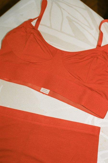 Baserange Soft Bra - Helix Red