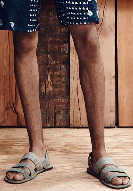 Studio One Eighty Nine Sandals - Indigo