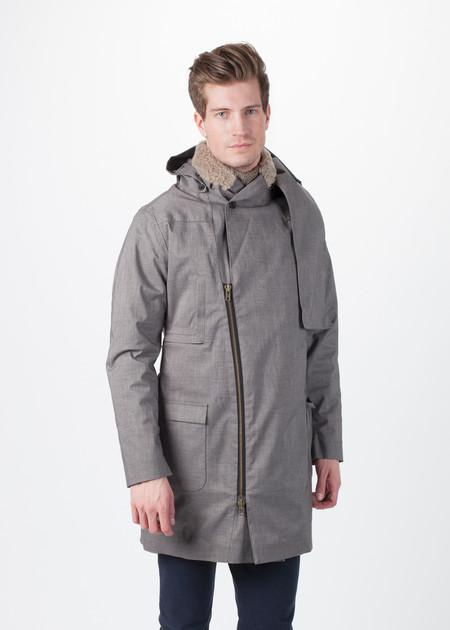 Men's Norwegian Rain Biker Coat