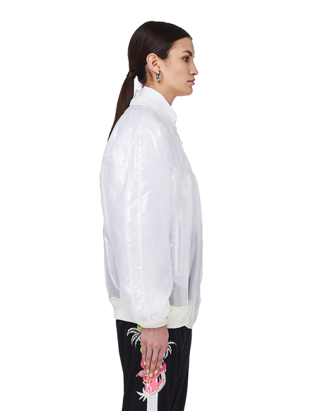 Doublet  Bomber Jacket - Transparent