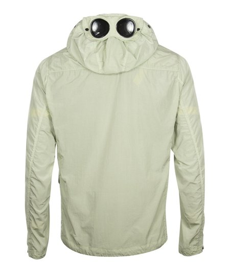 CP Company Goggle Hood Chrome Jacket - Mint