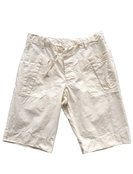 Arpenteur Olona Shorts - Off White