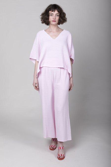 Anaak Kai Wide Leg Pants - Pink