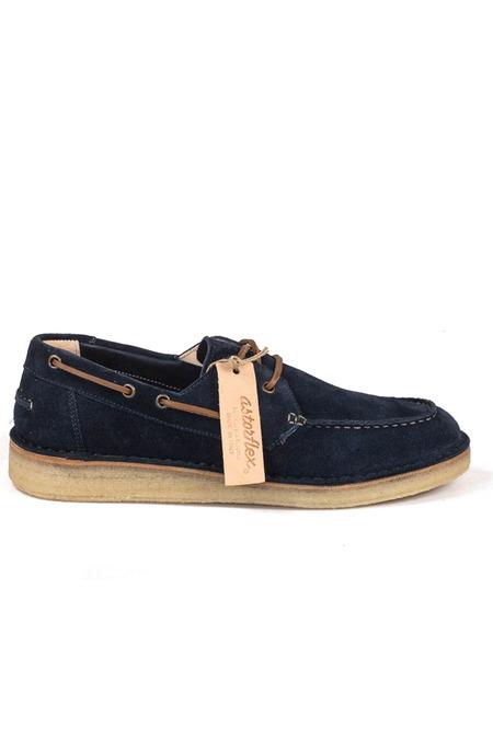 Astorflex Boatflex Shoes - Dark Navy