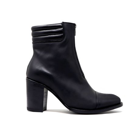Sylven New York Olympia Boot - Black