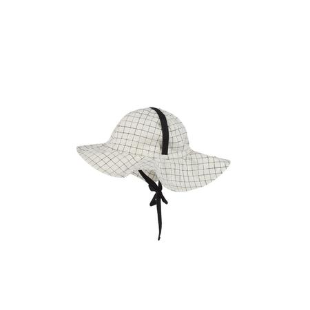 KIDS Little Creative Factory Tateyoko Baby Sun Hat - Checked