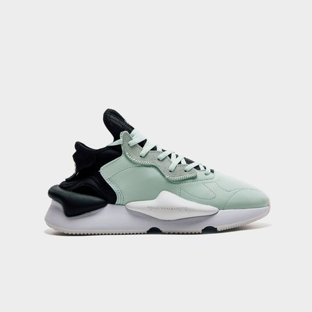 Adidas Y-3 Kaiwa Sneakers - Salty Green/Core Black/White