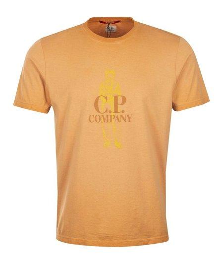 CP Company Sailor Re-Colour Tee - Orange