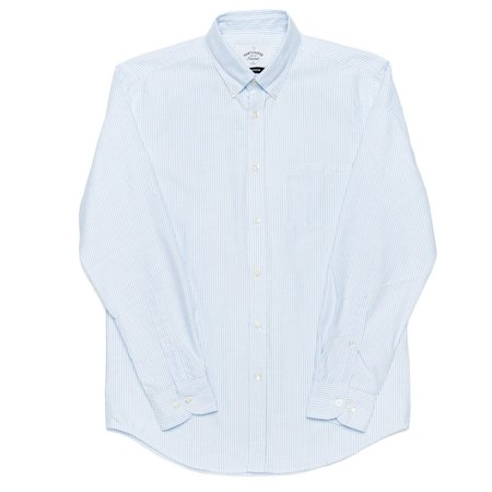 Portuguese Flannel Belavista Shirt - Stripe