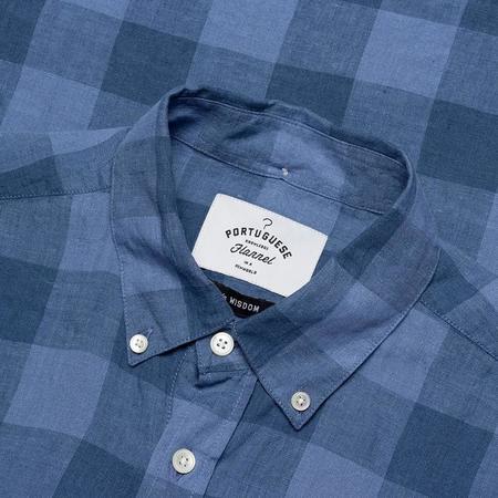 Portuguese Flannel Square Shirt