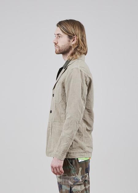 Sage de Cret Unlined Four Button Jacket - Tan